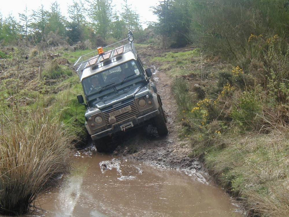 Lets Off Road