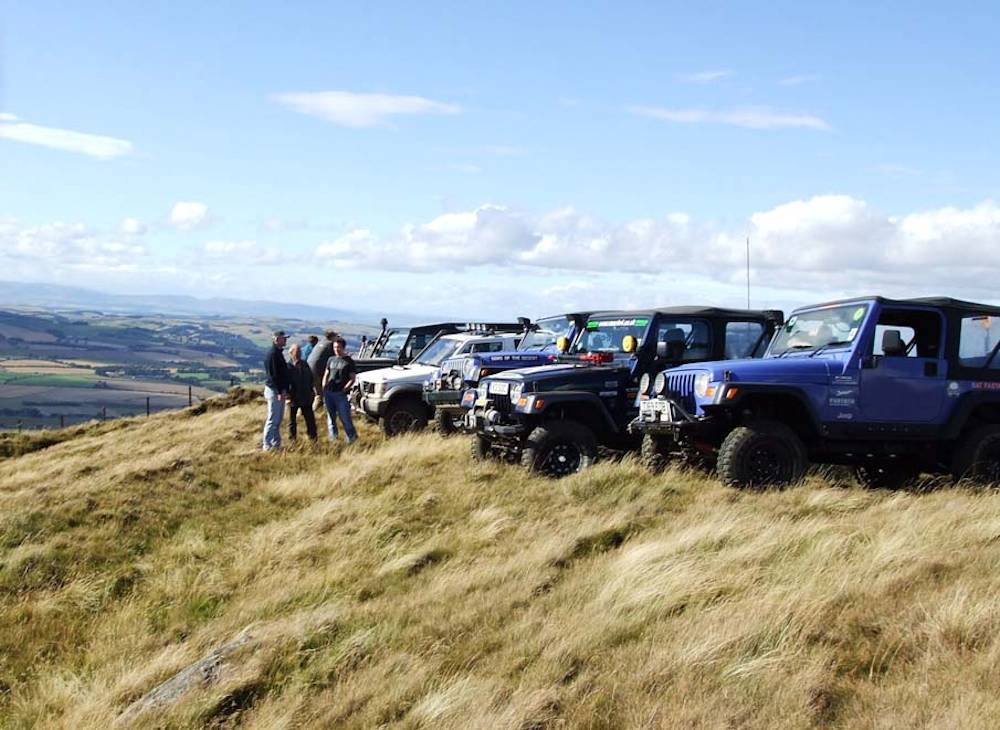 Lomond Hill Event