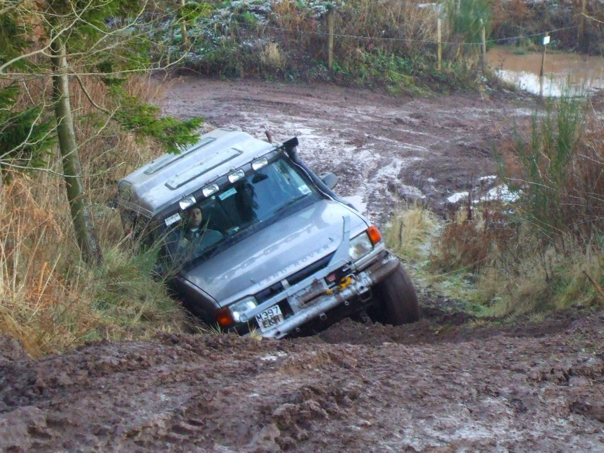 Very Off Road
